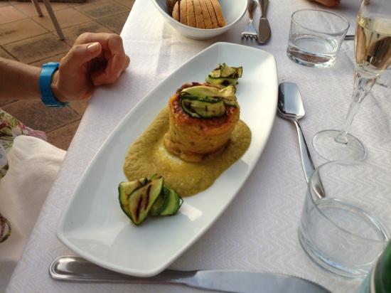 Ristorante La Cantinella: antipasto