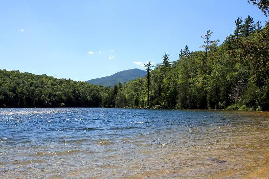 Mount Jo: Heart Lake