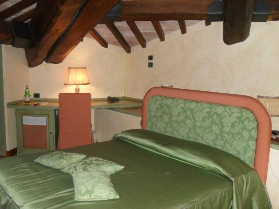 Molino del Duca Cesi: La bellissima camera