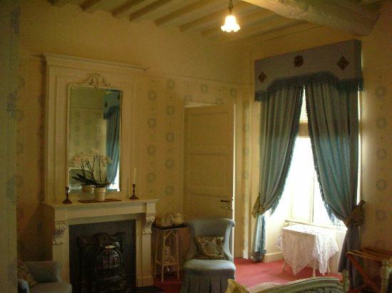 La Feriere : The sitting room