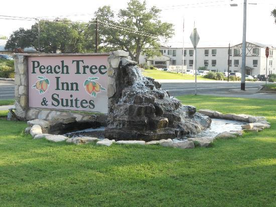 Peach Tree Inn & Suites : Peach Tree Inn is only 4 blocks from main street in Fredericksburg