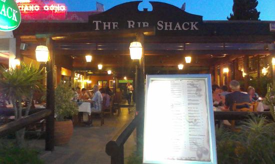 The Rib Shack