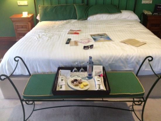 Detalle de bienvenida fotograf a de augusta spa resort - Detalles de bienvenida ...