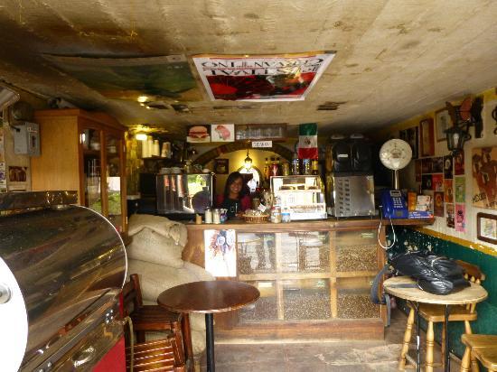 Cafe Conquistador: パウリスタさん