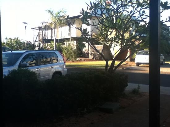 Oaks Cable Beach Sanctuary Resort: Some apartments