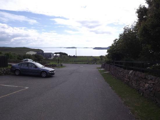 The Summer Isles Bar: The Veiw from the front door