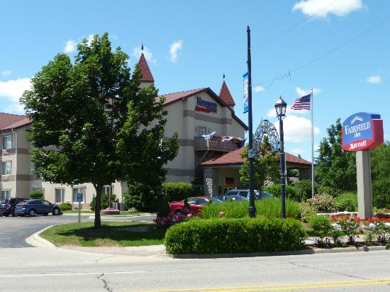 Fairfield Inn & Suites Frankenmuth: Fairfield Inn, Frankenmuth