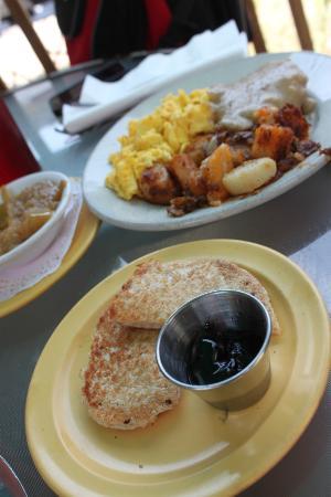 Melanie's Food Fantasy: Breakfast
