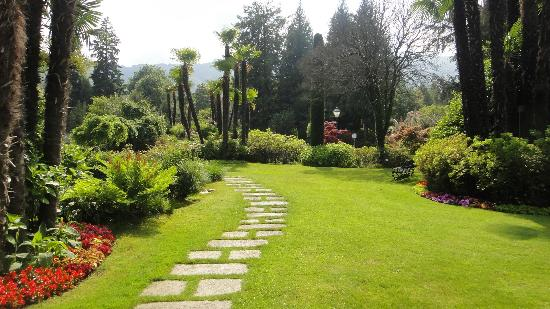 Jardines fotograf a de grand hotel des iles borromees stresa tripadvisor for Grand jardin en friche