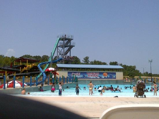 Alabama Splash Adventure: Wavepool