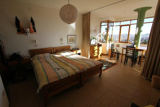 Casa AL Tronco: our room