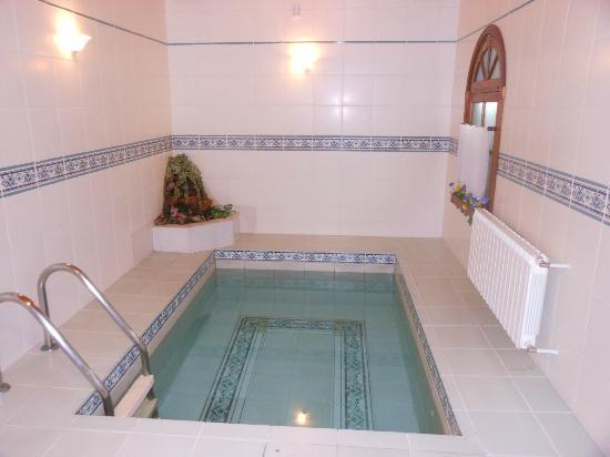 Hotel Ritta Höppner: Ritta Hoppner - piscina privativa