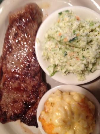 The Southern Grill of Ellendale: ribeye steak dinner