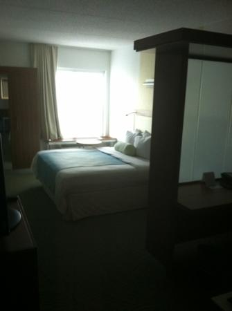 SpringHill Suites Durham Chapel Hill: great layout