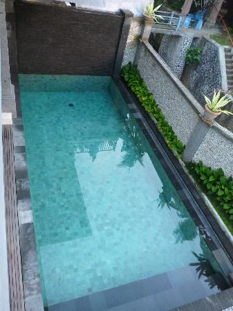Indira Cottage: the gorgeous pool