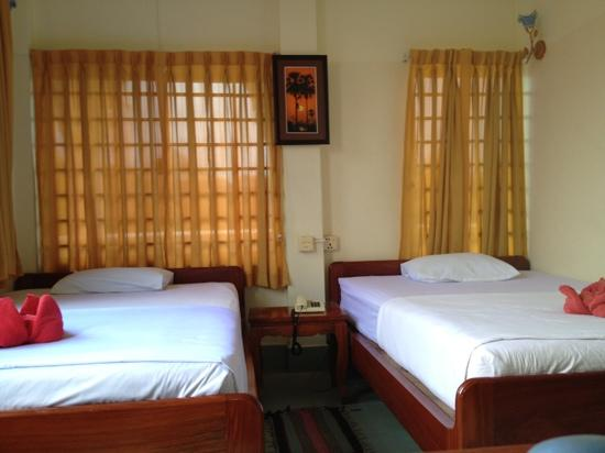 Sun Sengky Guest House: Room
