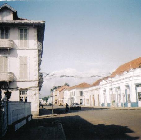 Sao Tome Island, São Tomé og Príncipe: Capital City of Sao Tome Sao Tome & Principe