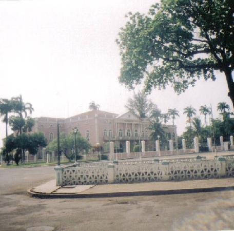 Sao Tome Island, Sao Tome and Principe: Presidential Palace Sao Tome
