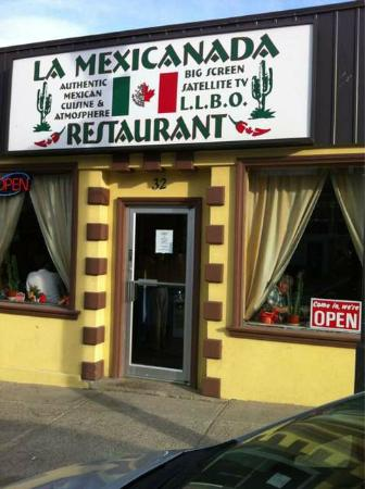Mexican Restaurant Bradford Ontario