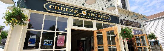 Cheese Secrets: Our store front