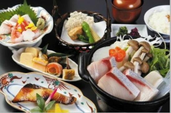 Gosho Nishi Kyoto Heian Hotel: 料理イメージ