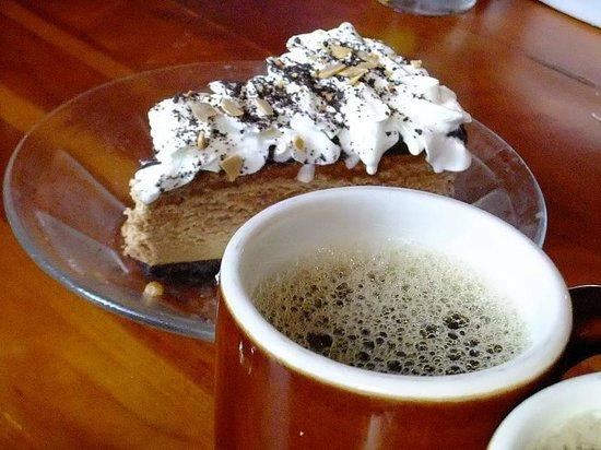 Stonewalls Restaurant: Mud Pie at Stone Walls
