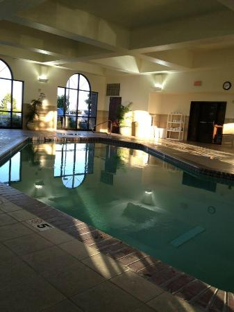 ‪‪Hampton Inn & Suites Boise-Meridian‬: Indoor Pool