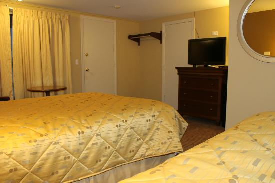 Cape Shore Inn : room