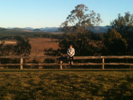 Spicers Hidden Vale: Sunset drinks