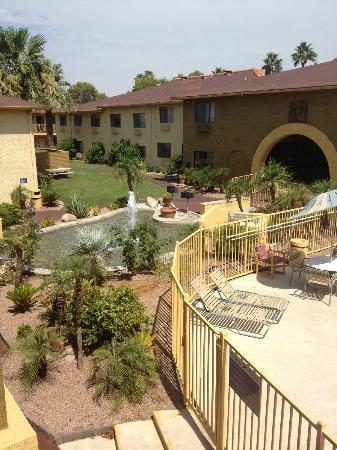 La Quinta Inn Phoenix - Arcadia: view