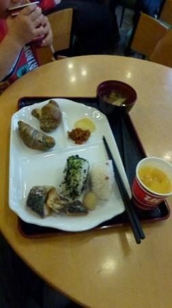 Toyoko Inn Morioka Ekimae : Breakfast