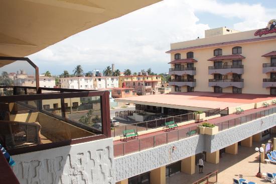 Be Live Havana City Copacabana: vista desde la habitación