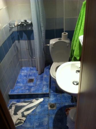 Emporikon Hotel: the bathroom