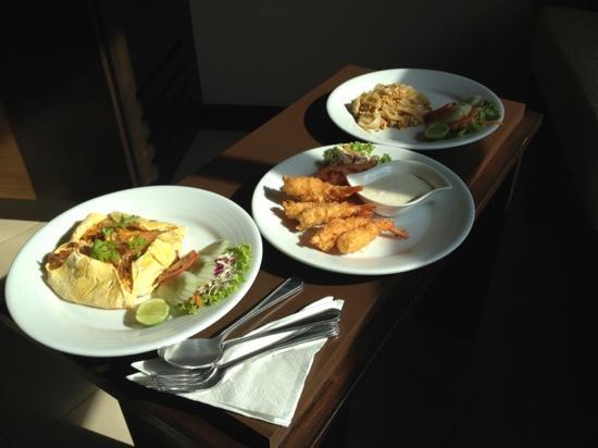 Andakira Hotel Patong: room service