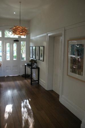 TARA Guest House: front hall way