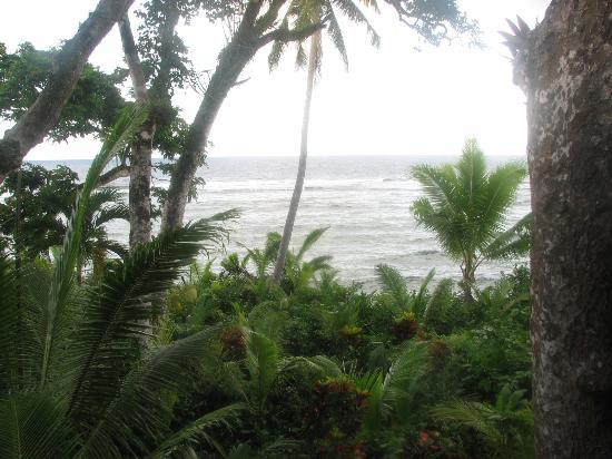 Savasi Island Villas: View from Beach House