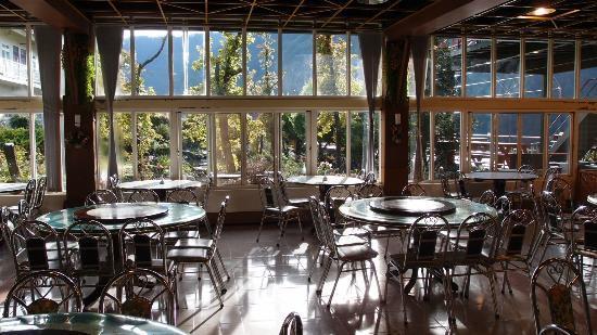Huagang Gao Haiba: 餐廳 dining room