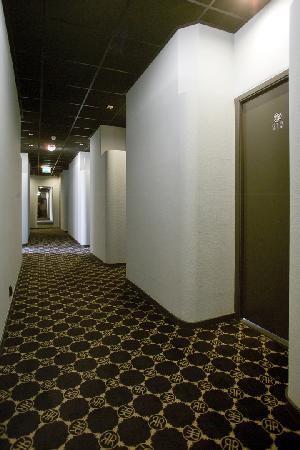 Hotel Cornelisz: Corridor