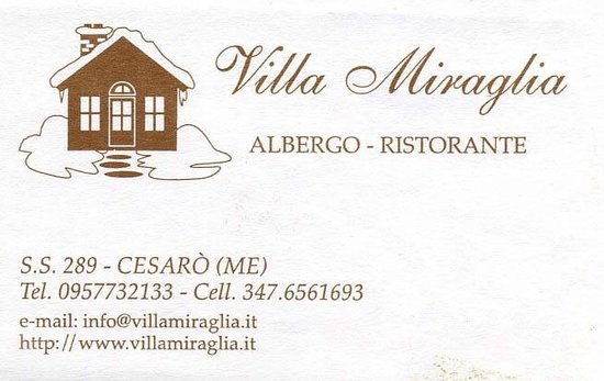 Cesaro, Włochy: bdv