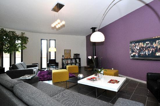 Le Parc du Chateau: salon