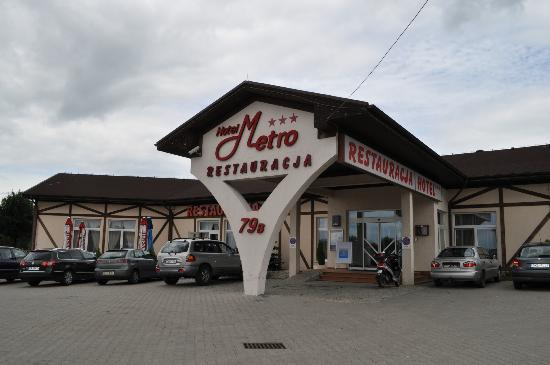Photo of Hotel Metro Klodzko