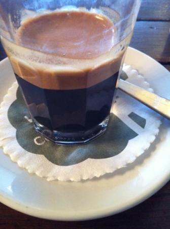 Vovo Telo: double espresso