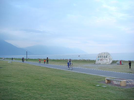 Chishingtan Scenic Area: 花蓮七星潭