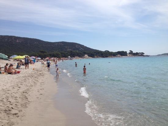 Residence Salina Bay : superbe plage