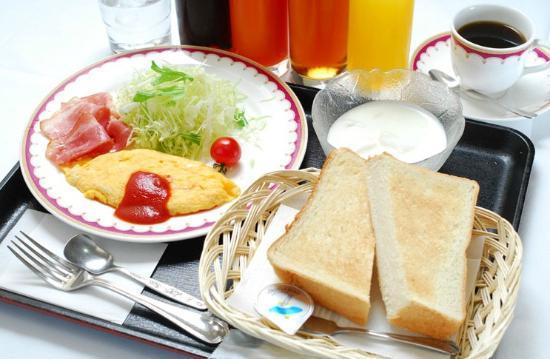 Hotel Imaruka Hachinohe: 料理イメージ