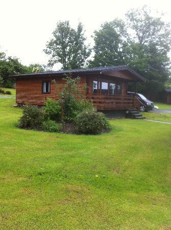 Conifers Leisure Park: standard lodge