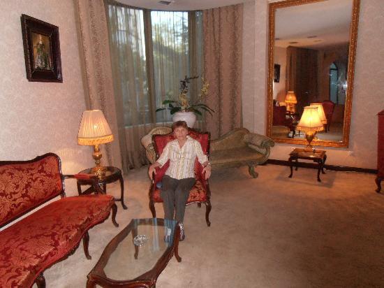 Vere Palace : Lobby