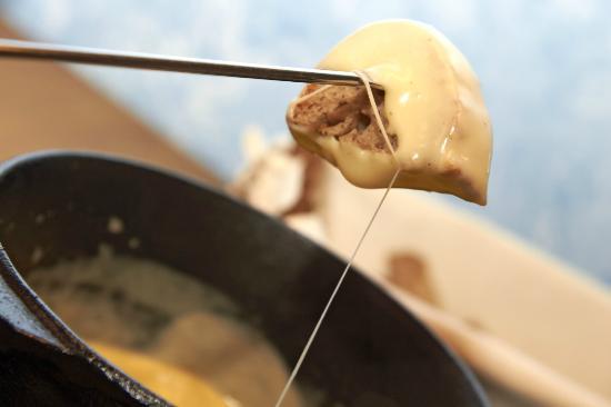 Fondini: Bringen Sie den Käse zum Schmelzen