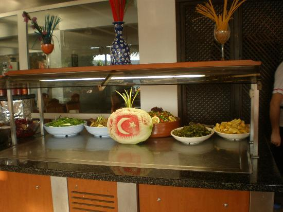 Aegean Garden: salad