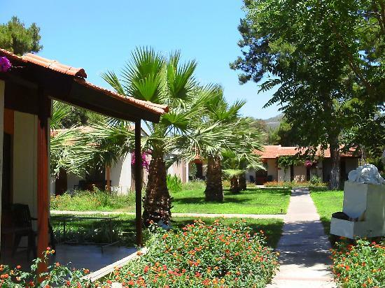 Denizati Holiday Village: These are the rooms and their porches